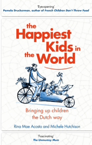 Cover van 'The Happiest Kids in the World'