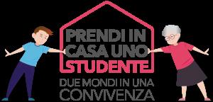 Logo van het project Prendi in casa uno student
