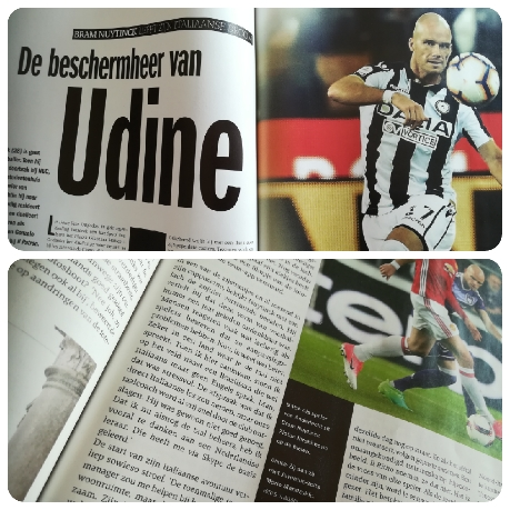 Artikel Voetbal International december 2018