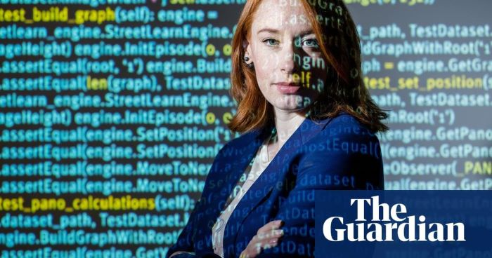 Scientist Hannah Fry proposes an alternative hippocratic oath for tech