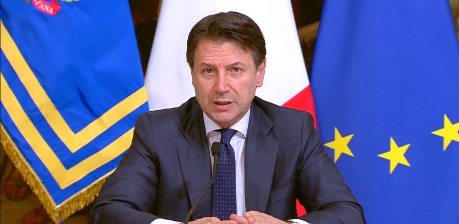 Premier Conte van Italië